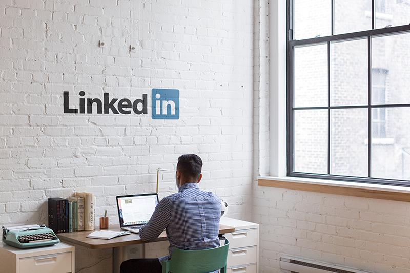 Als auteur je LinkedIn profiel inrichten