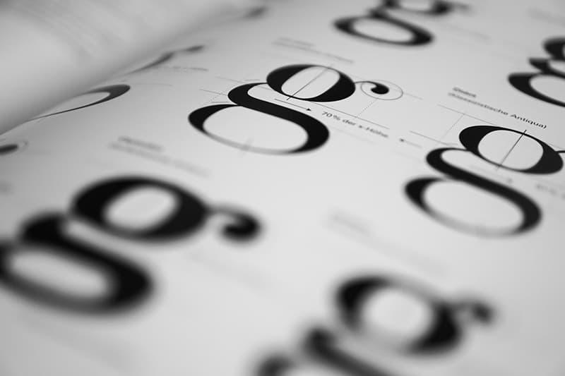 Typografie voor je boek