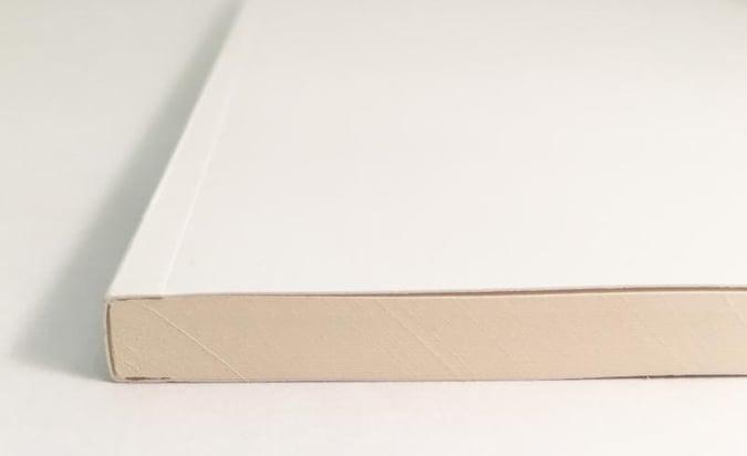 softcover boek