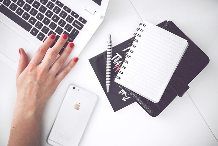 Bloggen voor de boekpromotie