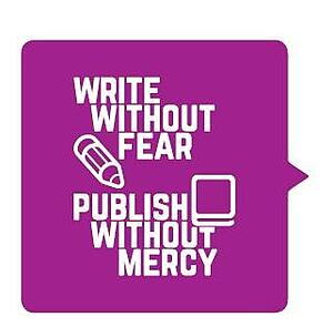 write without fear publish without mercy