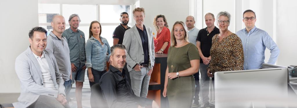 Teamfoto BoekenGilde