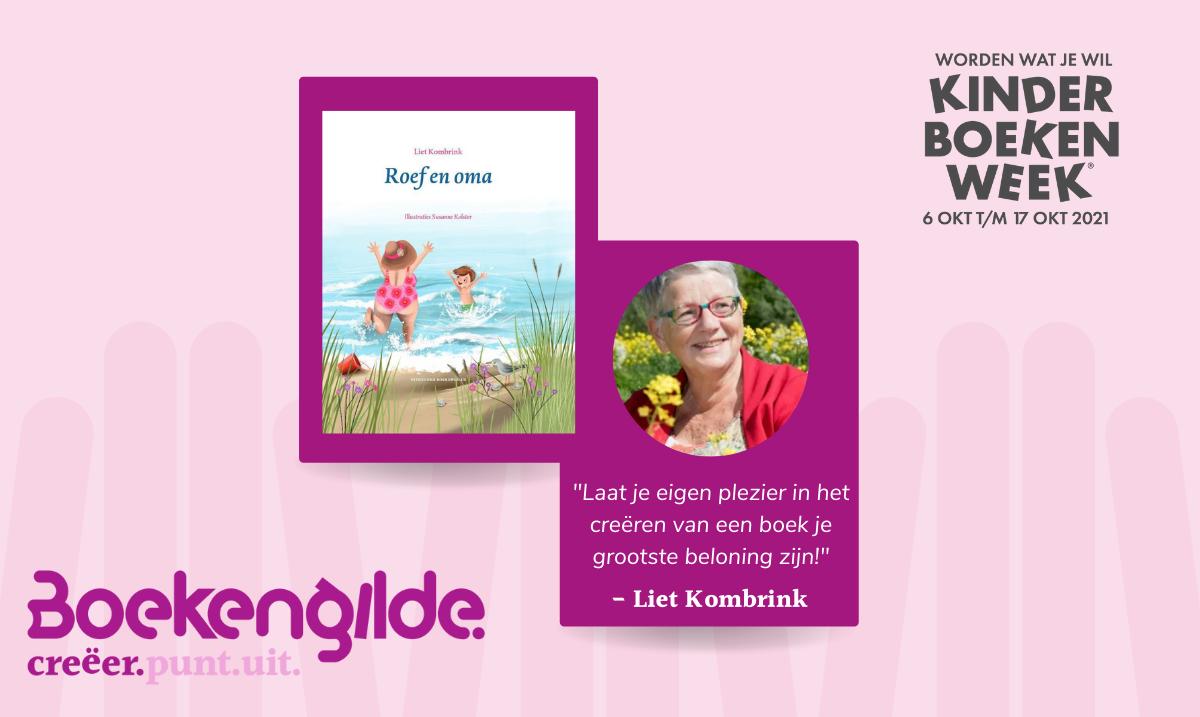 Kinderboekenweek 2021 – Interview met Liet Kombrink