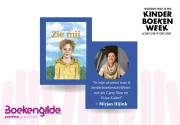 Kinderboekenweek 2021 – Interview met Mirjan Hijink
